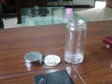 Bottiglie di vetro per il condimento, sale, spezia, vaso di memoria, contenitore del condimento