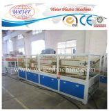 WPC de PVC Panel puerta Placa de la placa de plástico que hace la máquina