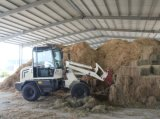 중국 공장 도매가 세륨을%s 가진 작은 바퀴 로더 Zl08