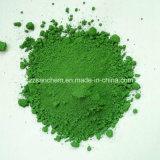 Het Groene Pigment van uitstekende kwaliteit van het Oxyde van het Ijzer voor het Schilderen van de Baksteen