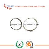 De 0,5 mm de diámetro 25 SWG hilo de platino rodio cable termopar ( tipo SP/SN ).