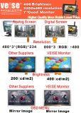 Automobile Monitor con Wireless Backup Camera Video Monitor Grain Car fino ad un massimo di 4 Camera