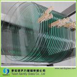 3.2mm-8mm redondo de vidrio templado para la iluminación