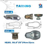 Tensile Aluminium with Plastic Road Lighting / Old Streetlight Zd4-a