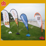 Smaill Size 2.2m vlag met waterbasis