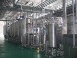 가득 차있는 자동적인 1000L/H 우유 생산 선