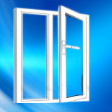 AußenOpening Casement PVC Window mit New Design