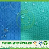Polipropileno impermeable de tela no tejida Tela