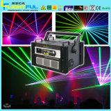 5-25projetor W Animação de cores RGB fase da barra de luz laser