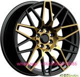 l'alluminio di 14inch 15inch 16inch 17inch borda la rotella della lega dell'automobile