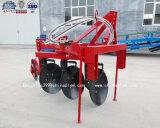 China proveedor doble forma de arado de disco hidráulico del tractor