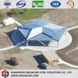 Estructura metálica prefabricada Sinoacme sombrilla
