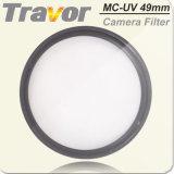 Marca Travor 49mm Filtro de lente UV