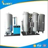 Enery-ahorro y de alta eficiencia generador de nitrógeno para el tratamiento térmico