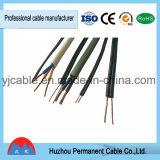 Type de câble BS6004&IEC60227 plat normal de vente chaud BVVB