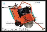 コンクリートまたはアスファルトのための20切込み歯丈の具体的なカッターの道の打抜き機Gyc-220シリーズ