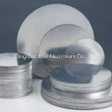 アルミニウム円