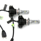Lightless LED Auto Light X3 H7 50W 6000lm Car LED Headlight Kits 6500k LED Head Lamp com lâmpada LED