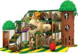 Спортивная площадка парка атракционов коммерчески крытая для малышей