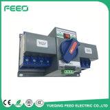 Druckluftanlasser 100A-3200A verdoppeln Energien-automatische Übergangsschalter