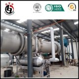 Betätigtes Holzkohle-Projekt installiert in Indonesien
