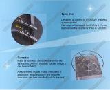 Ipx5 impermeabilizzano gli strumenti della prova con l'ugello del getto di acqua