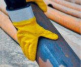 Джерси полностью из латекса гильзы с покрытием безопасность работы манжеты крышки вещевого ящика (L1705)