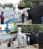 Incinerador Waste farmacêutico, incinerador pequeno do desperdício contínuo, incinerador 10-500kgs