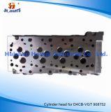 De Cilinderkop van Motoronderdelen Voor Hyundai/KIA/Mitsubishi d4CB-Vgt 22100-4A210 908752