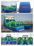 Grappige Inflatable Wet - en - droge Slide (mje-149)