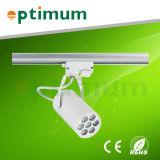 Voie d'éclairage à LED 7 W (opt-TR70-AW7W)