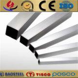 Pipe rectangulaire ventes de tube rond chaud d'acier inoxydable de 202