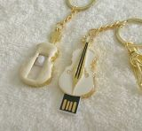 Chave do USB da guitarra, excitador instantâneo chave do USB, vara chave do USB