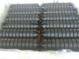 De rubber Met een laag bedekte Rol van het Effect voor de Transportband van de Riem/de Leegloper van de Rol van het Effect