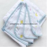 Comercio al por mayor de gasa de algodón 100% de la Manta de bebé