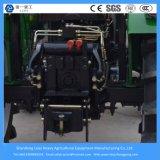 중국 경작을%s 55대의 HP 4WD 소형 농업 디젤 엔진 또는 조밀한 잔디밭 트랙터