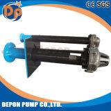 Het rubber voerde de Verticale Op zwaar werk berekende Pomp van de Dunne modder