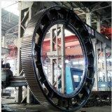 Шестерня распорки диаметра высокого качества 6m под подвергать механической обработке