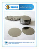 Высокое Purity Moly Disc/Molybdenum Disc Supplier From Китай Leading Factory с Top Quality