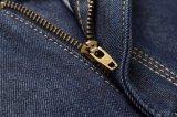 D822 Inverno Thoso Fleece Calças Jeans Masculino