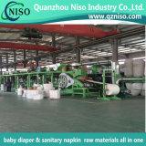 中国のセリウムの証明の半自動赤ん坊のおむつの生産ライン