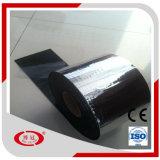 Fabrication auto-adhésive imperméable à l'eau de bitume de bande de clignotement de bitume