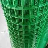 Зеленый цвет с покрытием из ПВХ сварной проволочной сеткой панель для США