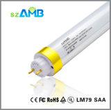 T8 LED Tube Lightingの(120-130lm/w、3years保証)