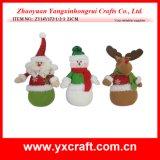 Accessori Handmade dei capretti dei punti di natale della decorazione di natale (ZY14Y352-1-2)
