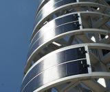 laminados fotovoltaicos flexibles 144W para la generación de energía solar