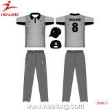 De Kleding van de Apparatuur van Jersey van de Veenmol van de Douane van de Sportkleding van Healong