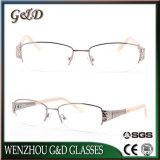 Frame 42-998 van het Metaal van het Oogglas van Eyewear van de manier Optisch