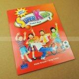 Impression de livre de dos de papier d'imprimerie de livre d'Exersise de livre d'élèves