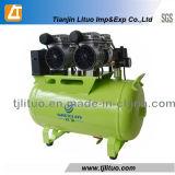 低い声の60Lの容量の無声歯科空気圧縮機